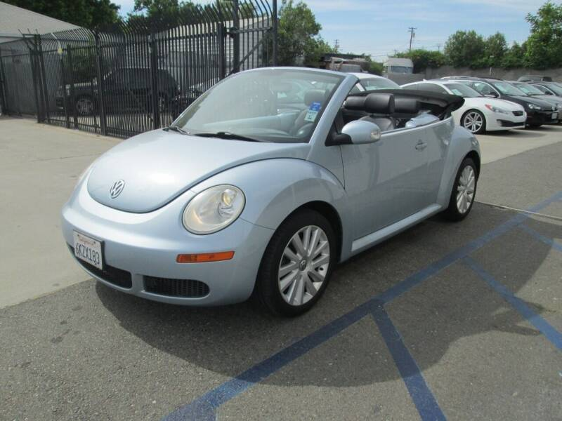 2010 Volkswagen New Beetle Convertible Base PZEV
