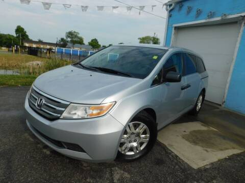 2012 Honda Odyssey for sale at Safeway Auto Sales in Indianapolis IN
