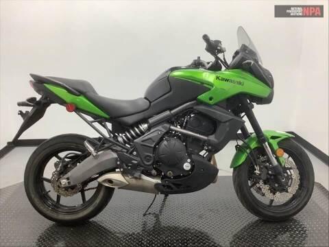 2014 Kawasaki KLE650 VERSYS for sale at Auto Bike Sales in Reno NV