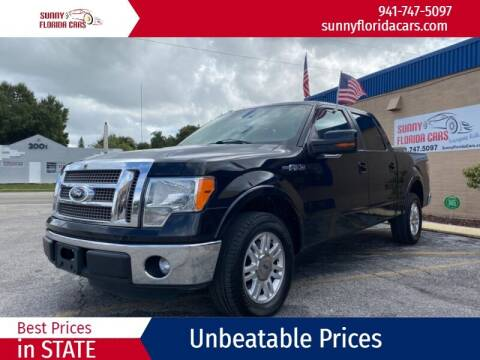 2012 Ford F-150 for sale at Sunny Florida Cars in Bradenton FL