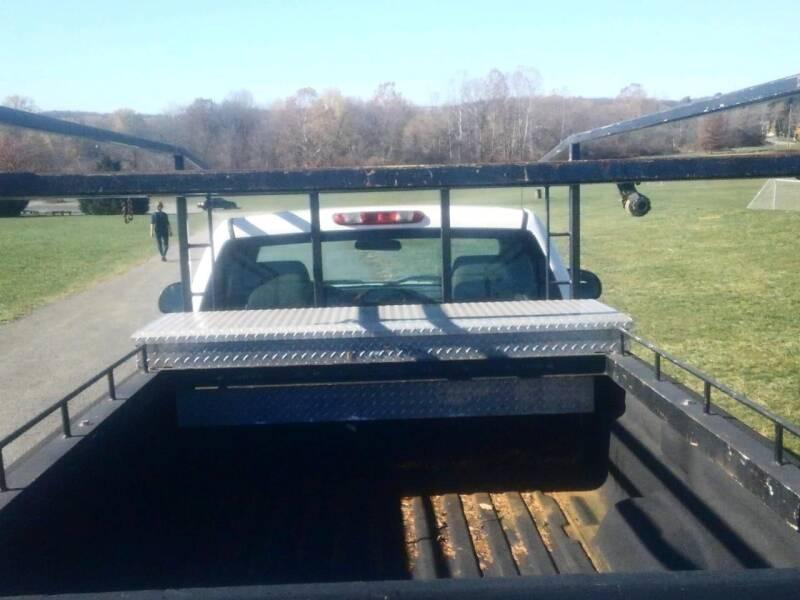 2011 Chevrolet Silverado 2500HD 4x2 Work Truck 2dr Regular Cab LB - Mt.Pleasant PA
