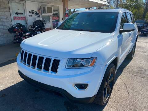 2014 Jeep Grand Cherokee for sale at New Wheels in Glendale Heights IL