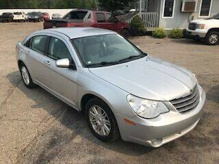 2008 Chrysler Sebring for sale at WELLER BUDGET LOT in Grand Rapids MI