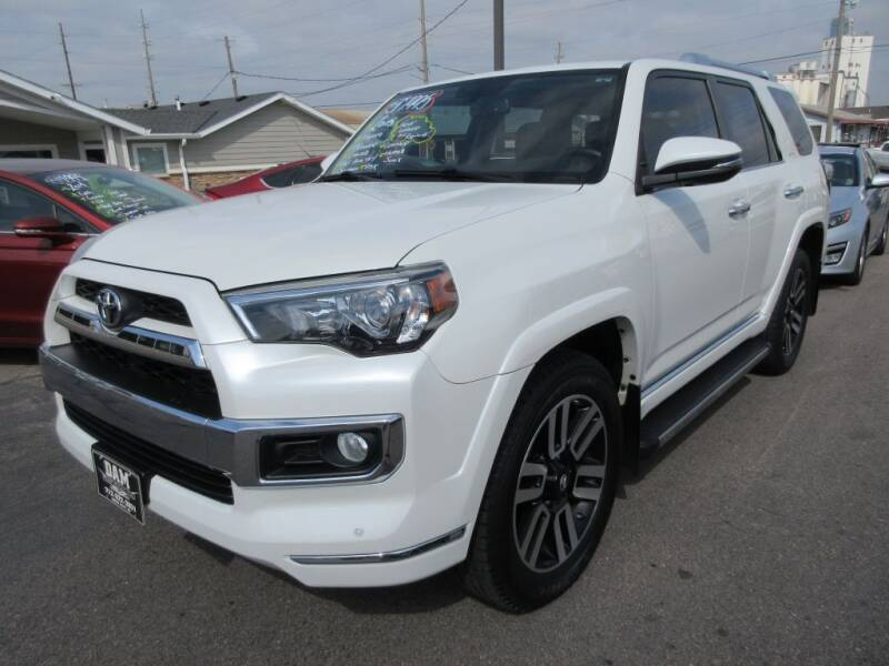 2015 Toyota 4Runner for sale at Dam Auto Sales in Sioux City IA