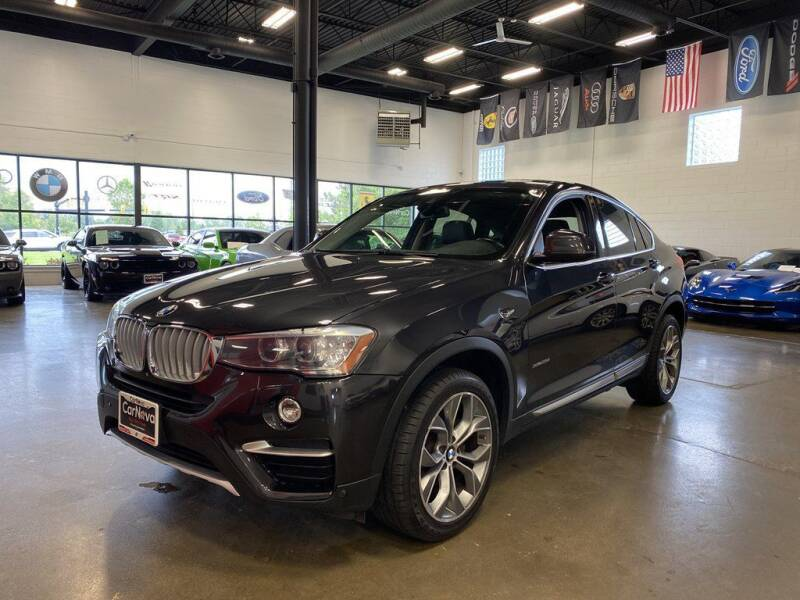 2016 BMW X4 for sale at CarNova in Sterling Heights MI