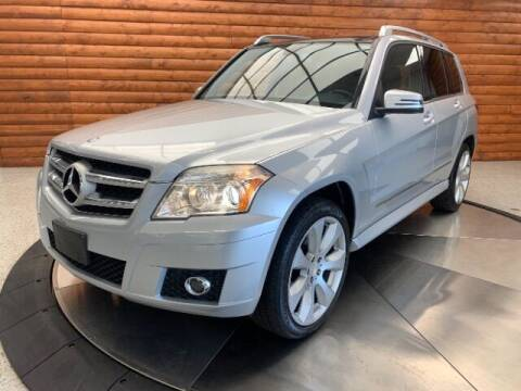 2010 Mercedes-Benz GLK for sale at Dixie Imports in Fairfield OH