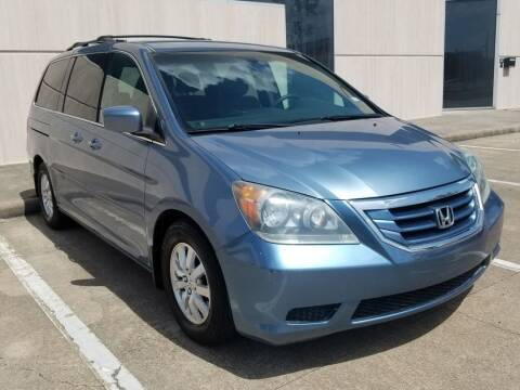 2008 Honda Odyssey for sale at ACE AUTOMOTIVE in Houston TX