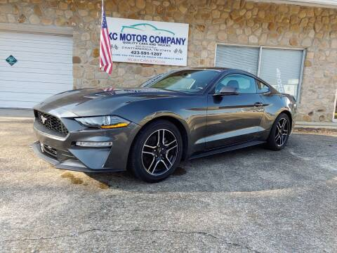 2019 Ford Mustang for sale at KC Motor Company in Chattanooga TN
