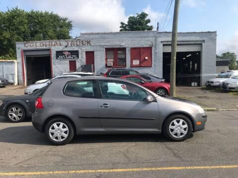2008 Volkswagen Rabbit for sale at Dan's Auto Sales and Repair LLC in East Hartford CT