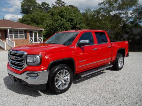2018 GMC Sierra 1500 for sale at Carolina Auto Connection & Motorsports in Spartanburg SC