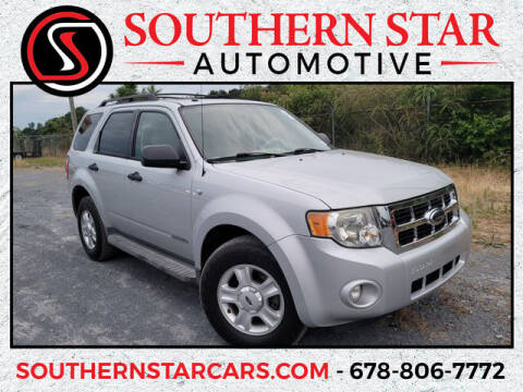 2008 Ford Escape for sale at Southern Star Automotive, Inc. in Duluth GA