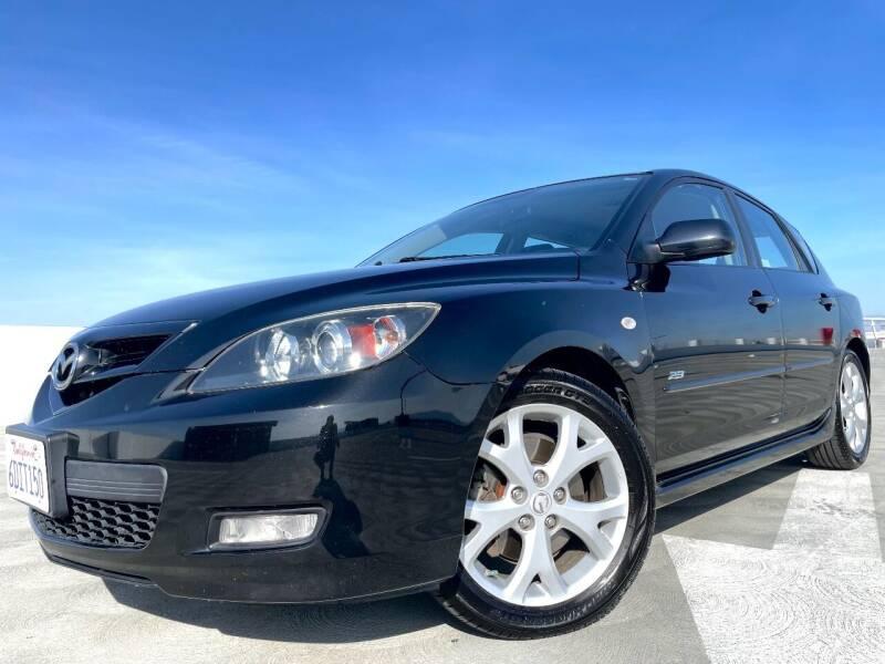 2008 Mazda MAZDA3 for sale at Empire Auto Sales in San Jose CA