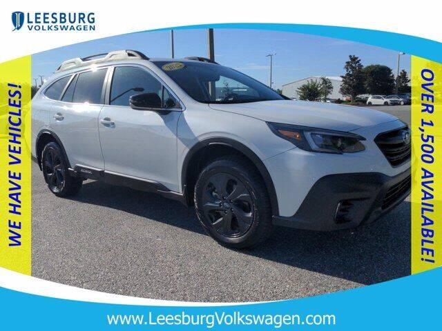 2020 Subaru Outback for sale in Leesburg, FL