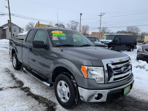 2012 Ford F-150 for sale at Figueroa Auto Sales in Joliet IL
