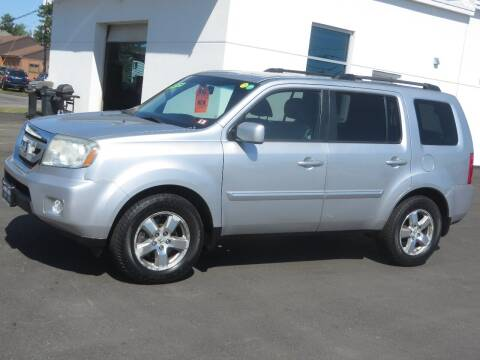 2011 Honda Pilot for sale at Price Auto Sales 2 in Concord NH