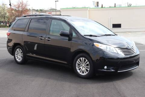 2016 Toyota Sienna for sale at Auto Guia in Chamblee GA