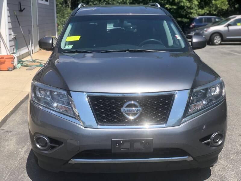 2016 Nissan Pathfinder  - North Dartmouth MA