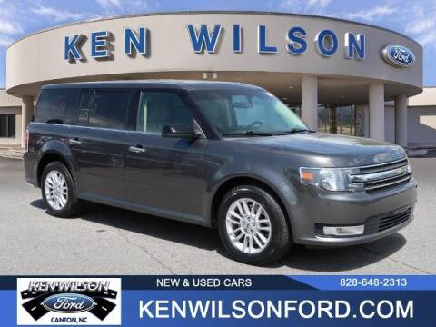 2016 Ford Flex for sale at Ken Wilson Ford in Canton NC