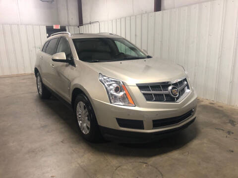 2012 Cadillac SRX for sale at Matt Jones Motorsports in Cartersville GA