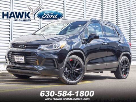 2018 Chevrolet Trax for sale at Hawk Ford of St. Charles in St Charles IL