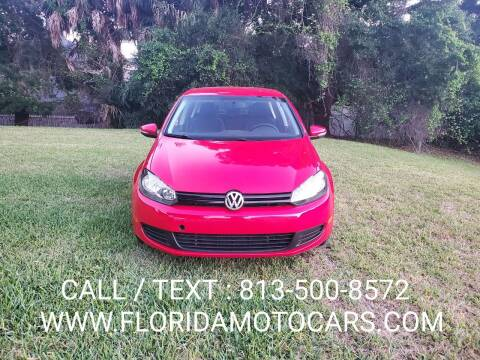 2013 Volkswagen Golf for sale at Florida Motocars in Tampa FL