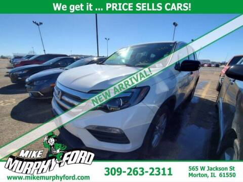 2018 Honda Pilot for sale at Mike Murphy Ford in Morton IL