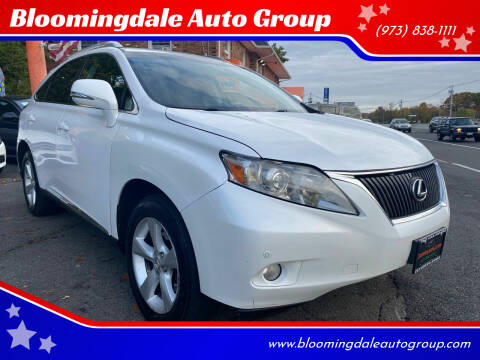 2011 Lexus RX 350 for sale at Bloomingdale Auto Group - The Car House in Butler NJ