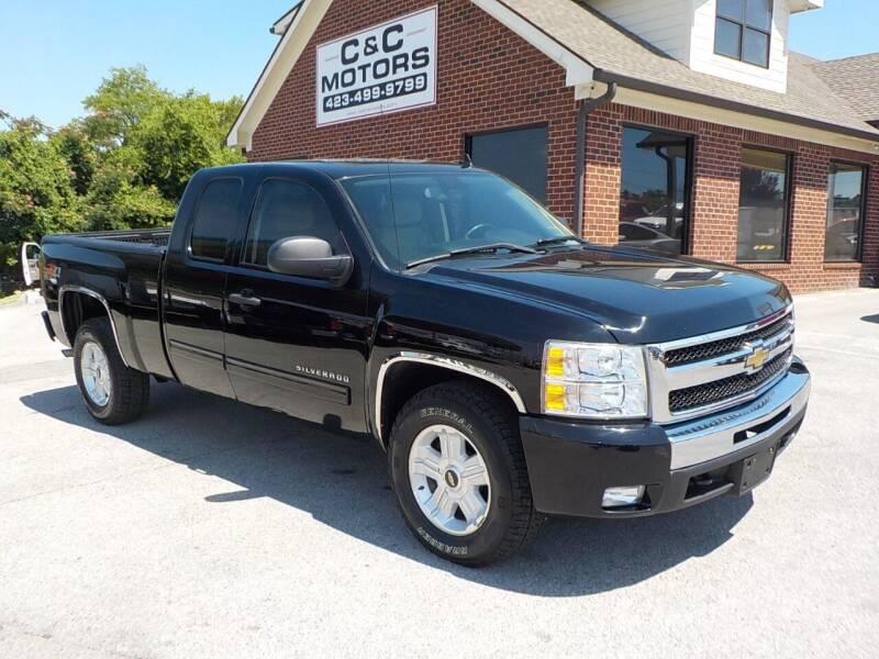 2011 Chevrolet Silverado 1500 for sale at C & C MOTORS in Chattanooga TN