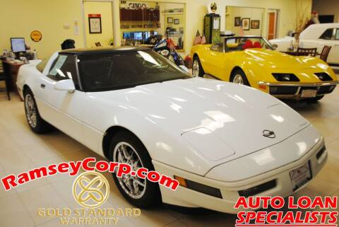 1996 Chevrolet Corvette for sale at Ramsey Corp. in West Milford NJ