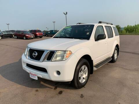 2008 Nissan Pathfinder for sale at De Anda Auto Sales in South Sioux City NE