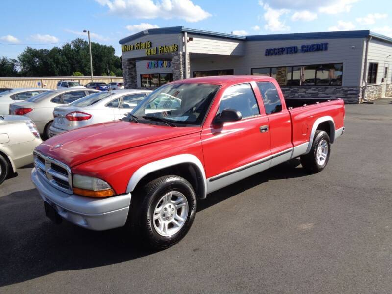 2003 Dodge Dakota for sale at KARS R US of Spartanburg LLC in Spartanburg SC
