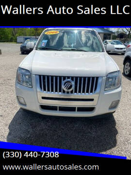 2009 Mercury Mariner for sale at Wallers Auto Sales LLC in Dover OH