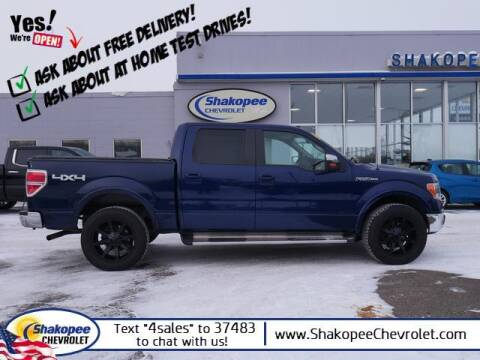 2010 Ford F-150 for sale at SHAKOPEE CHEVROLET in Shakopee MN