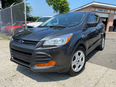 2015 Ford Escape for sale at Seaview Motors and Repair LLC in Bridgeport CT