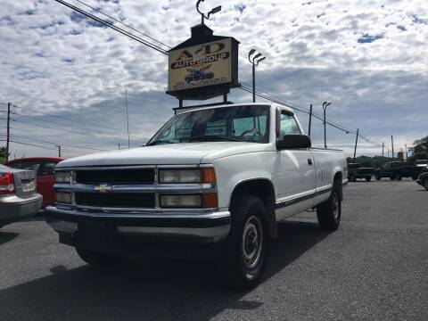 1995 Chevrolet C/K 2500 Series for sale at A & D Auto Group LLC in Carlisle PA