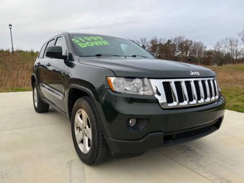 2011 Jeep Grand Cherokee for sale at El Camino Auto Sales in Sugar Hill GA