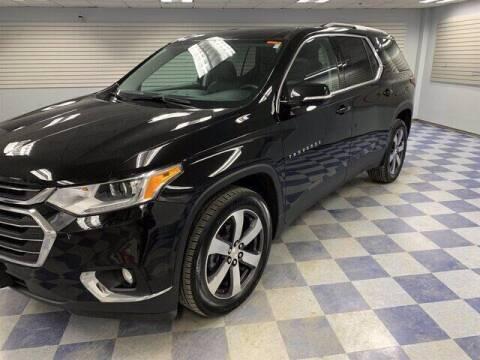 2018 Chevrolet Traverse for sale at Mirak Hyundai in Arlington MA