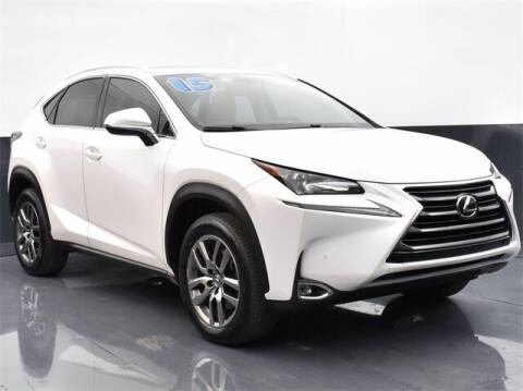 2015 Lexus NX 200t for sale at Tim Short Auto Mall in Corbin KY