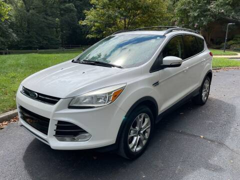 2013 Ford Escape for sale at Bowie Motor Co in Bowie MD