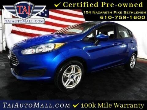 2019 Ford Fiesta for sale at Taj Auto Mall in Bethlehem PA