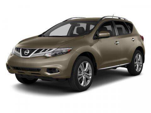 2014 Nissan Murano for sale at HILAND TOYOTA in Moline IL