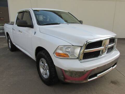 2011 RAM Ram Pickup 1500 for sale at QUALITY MOTORCARS in Richmond TX