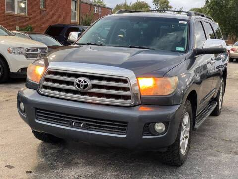 2008 Toyota Sequoia for sale at IMPORT Motors in Saint Louis MO