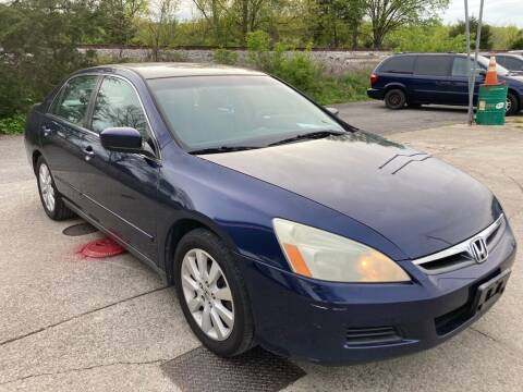 2007 Honda Accord for sale at 1A Auto Mart Inc in Smyrna TN