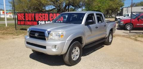 2007 Toyota Tacoma for sale at STX Auto Group in San Antonio TX