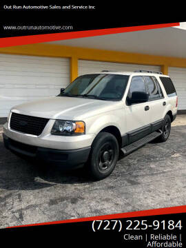 2006 Ford Expedition for sale at Out Run Automotive Sales and Service Inc in Tampa FL