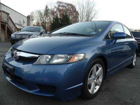 2010 Honda Civic for sale at P&D Sales in Rockaway NJ