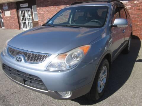 2011 Hyundai Veracruz for sale at Tewksbury Used Cars in Tewksbury MA