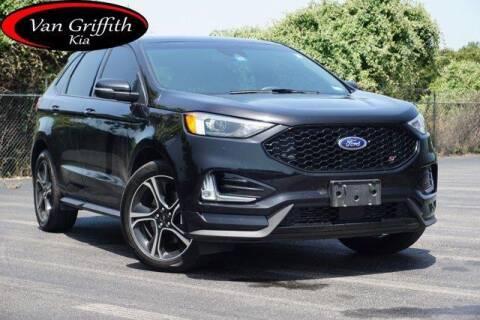 2019 Ford Edge for sale at Van Griffith Kia Granbury in Granbury TX