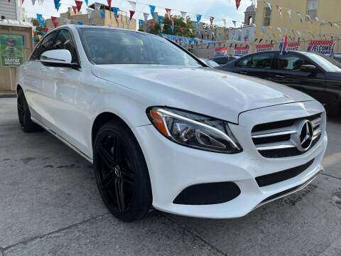2015 Mercedes-Benz C-Class for sale at Elite Automall Inc in Ridgewood NY
